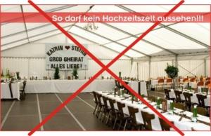 Zelte   Catering   Ausstattung   Entertainment - alles aus einer Hand für Ihre Hochzeit in Freising